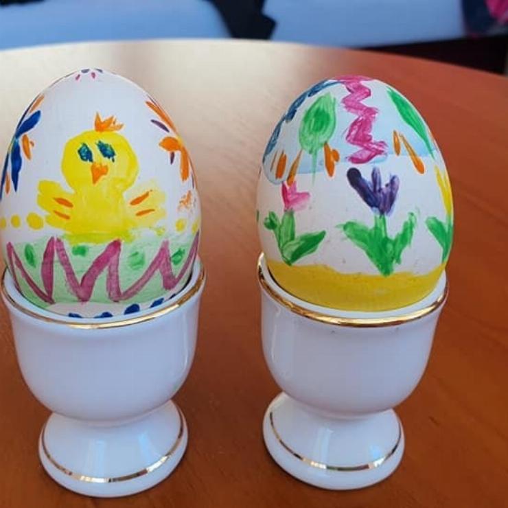 Obrazek galerii Wielkanocny baranek
